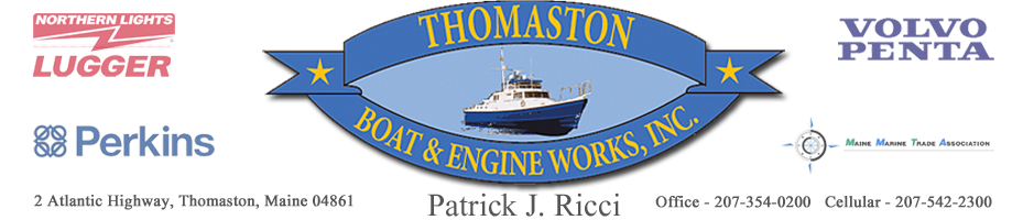 Thomaston Boat and Engine Works